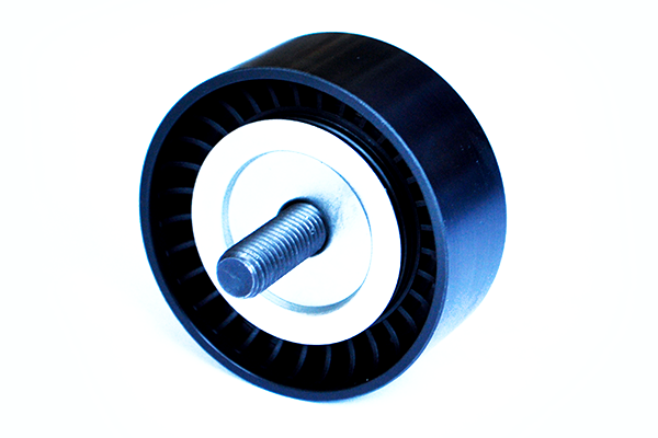 TENSIONER PULLEY V-RIBBED BELT
