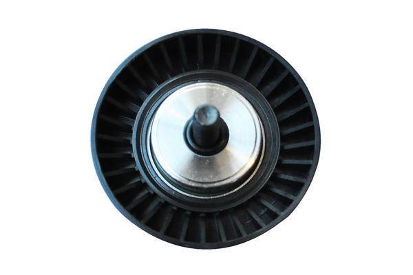 DEFLECTION/GUIDE PULLEY V-RIBBED