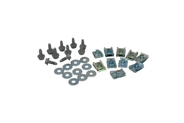 SCREWS AND BOLTS FOR FENDER 10 PCS
