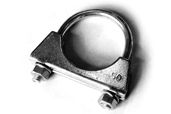 EXHAUST CLAMP D50