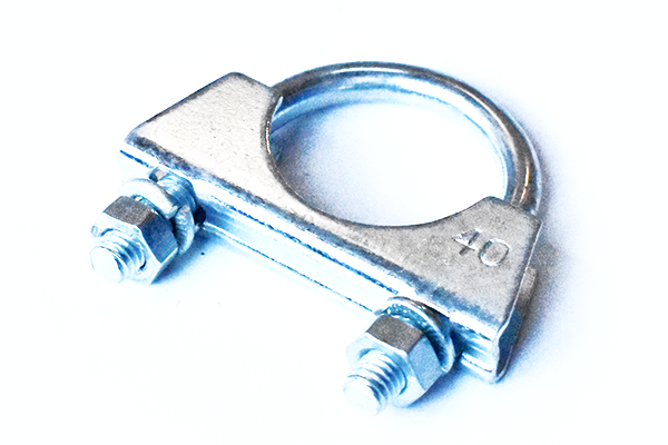 EXHAUST CLAMP D40