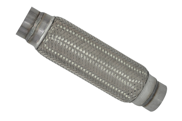 FLEX PIPE EXHAUST 55* 250 MM